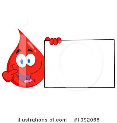 Blood Drive Clip Art Blood Clipart Illustration