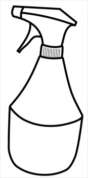 Free Squirt Bottle Clipart   Free Clipart Graphics Images And Photos