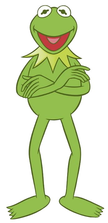 The Muppets Kermit the Frog Clip Art – Clipart Download