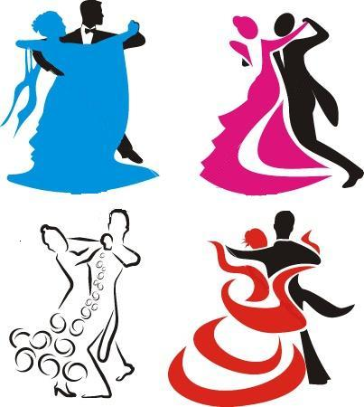 There Is 37 Clip Art Couples Dancing Red Gowns   Free Cliparts All