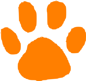 Tiger Cub Paw Clipart - Clipart Kid