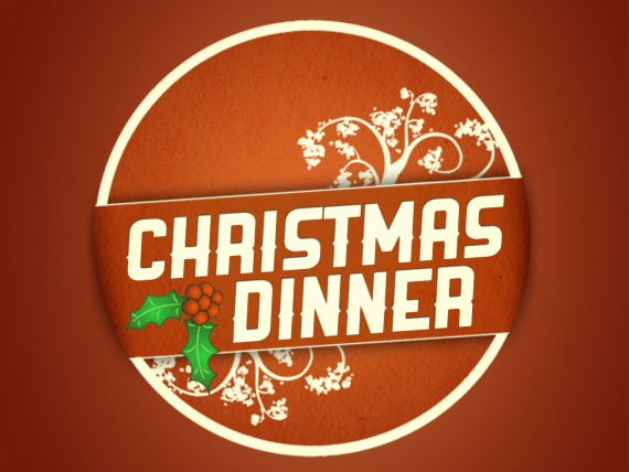 clipart christmas dinner pictures - photo #21