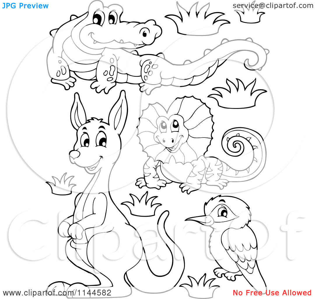 Cute Dragon Clipart Black And White Cartoon Of A Cute Black And