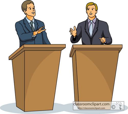 Debate Clipart Clipart Suggest