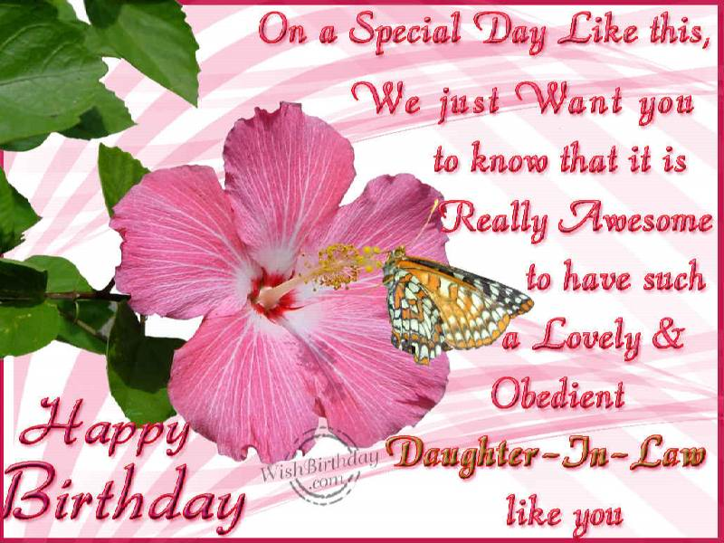 Free Ecards Birthday For Daughter In Law Cute Birthday Gift – Free E Birthday Cards for Daughter