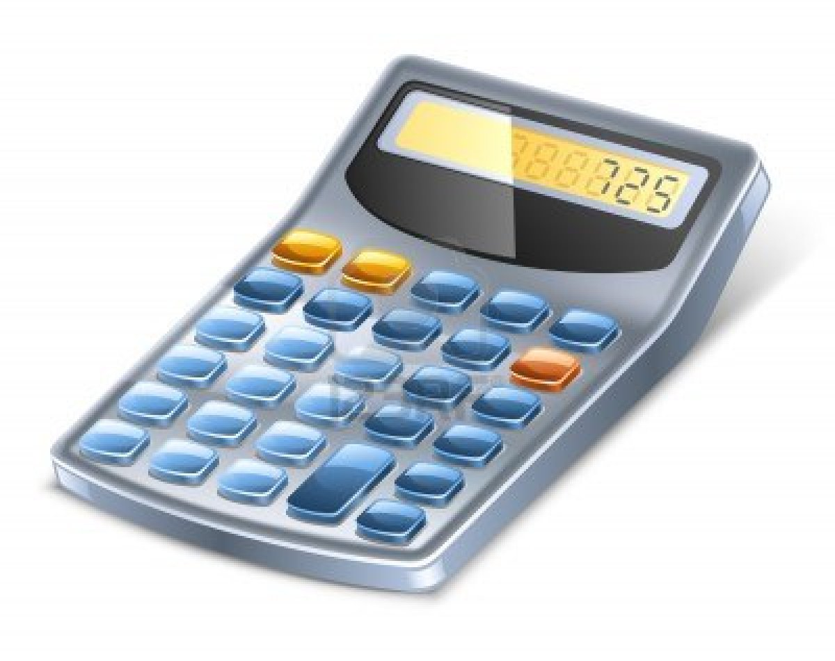 Calculator Clipart - anta trend