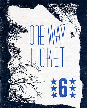One Way Ticket Stock Photo Stock Image Clipart Vector