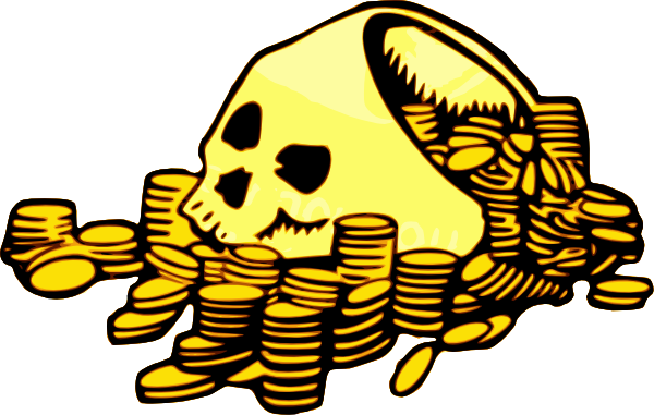 Pile Of Money Clipart - Clipart Kid