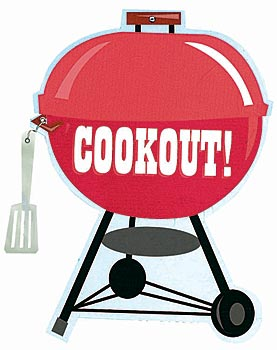 Pink Lady  Relay Team Cookout Fundraiser On April 27th