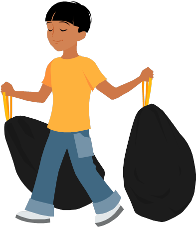 Taking The Trash Out Clipart - Clipart Kid