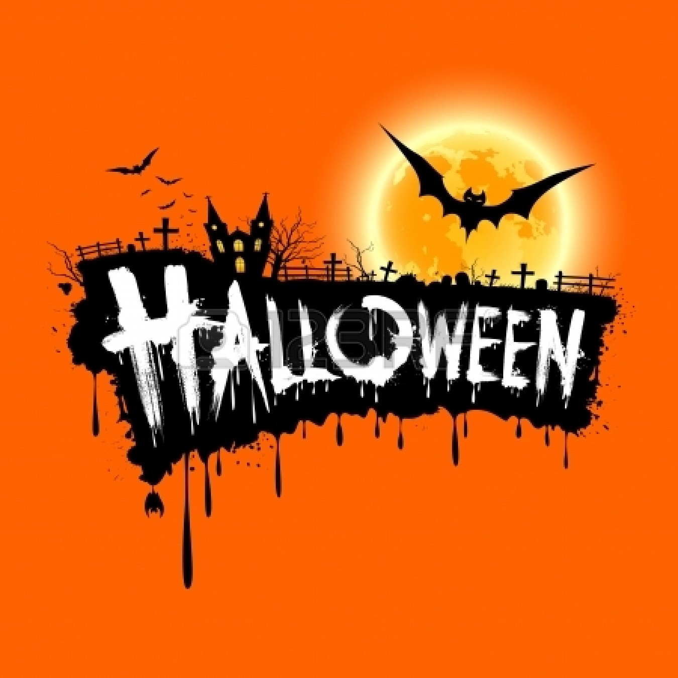 Animated Happy Halloween Clip Art 15788045 Happy Halloween Text Design