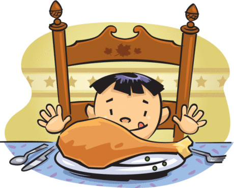 Funny Thanksgiving Clipart - Clipart Suggest
