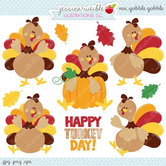 Clip Art Cute Turkey Clipart cute thanksgiving clipart kid gobble digital commercial use ok turkey clipart
