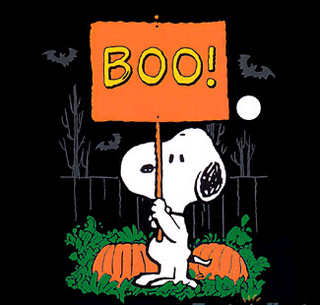 snoopy happy halloween clipart clipart suggest Snoopy Thanksgiving Clip Art Halloween Pumpkin Clip Art