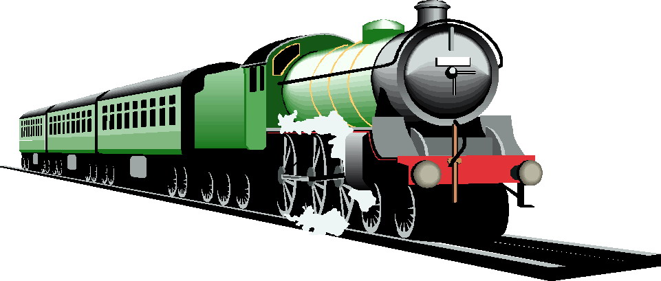 Train Clipart   Item 4   Vector Magz   Free Download Vector Graphics
