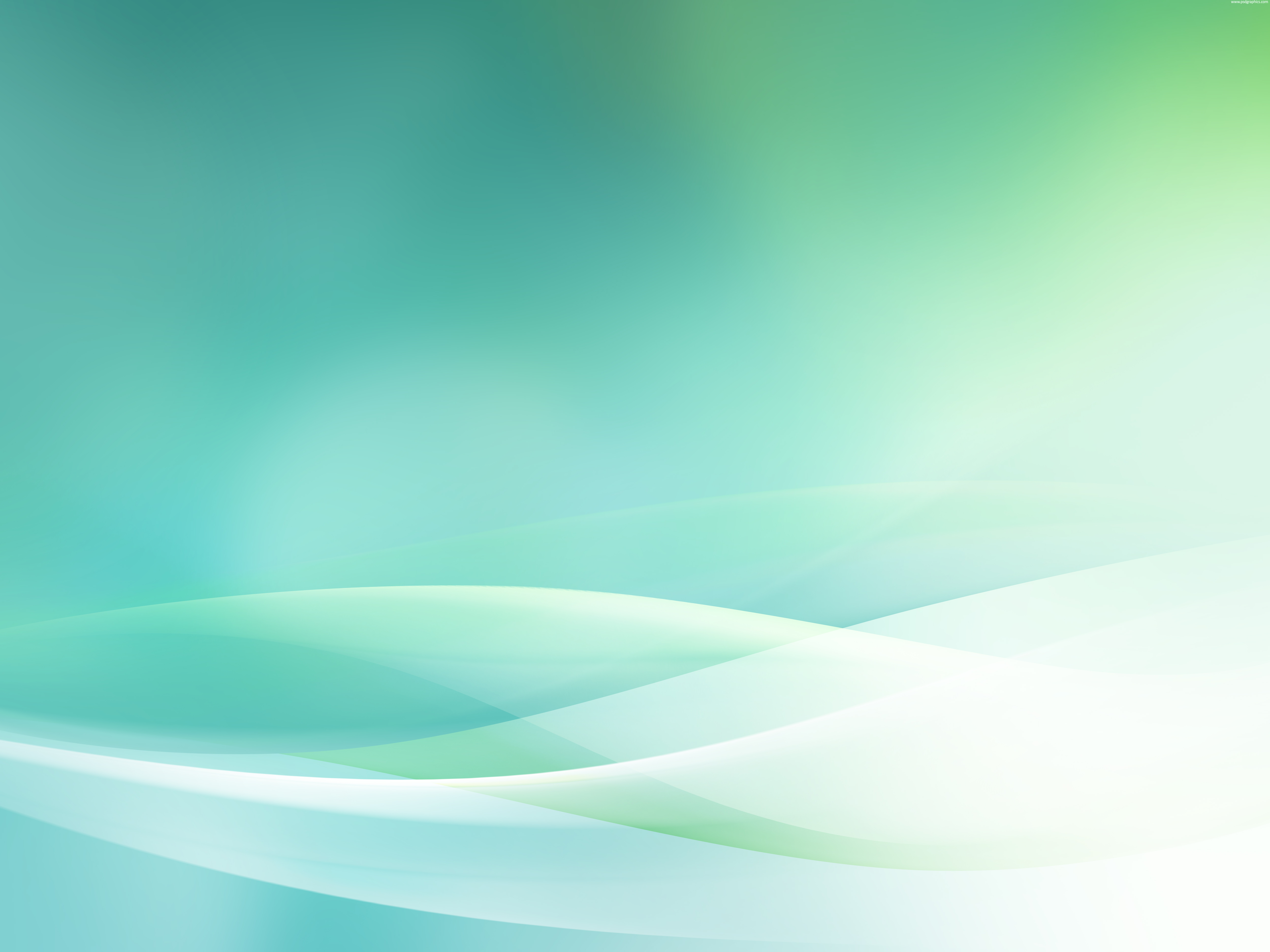 Abstract Green Spring Background Eco Friendly Green Background Soft