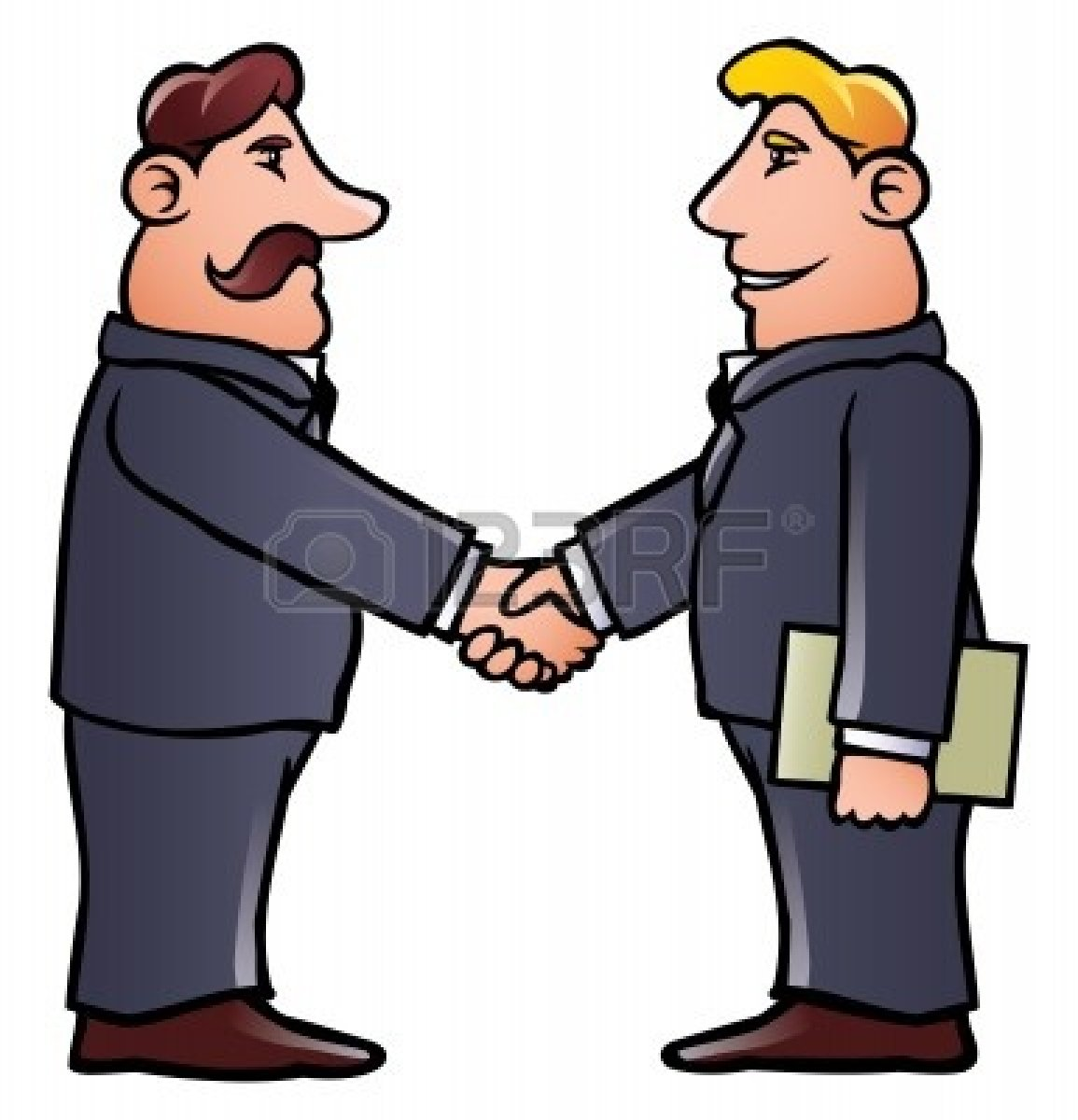 Business People Shaking Hands Clip Art 9442167 Business Men Shaking