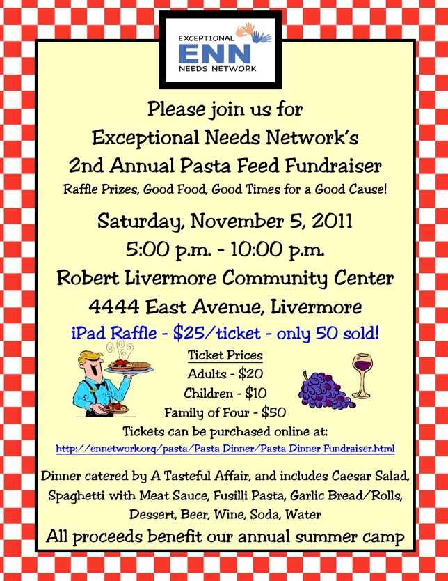 And spaghetti fundraiser tickets clipart clipart suggest for Fundraiser dinner tickets template