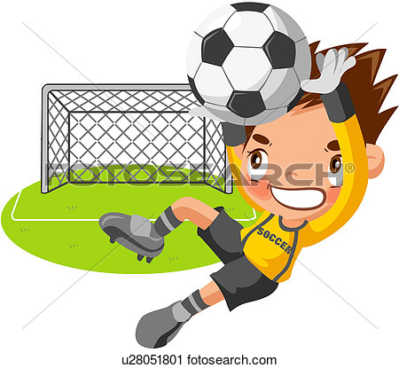 Boule Football Worldcup Goal Athl Te Voir Clipart Grand Format