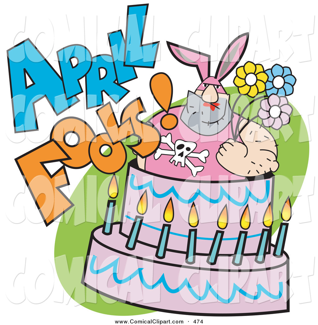 April Birthday Clipart Clipart Suggest