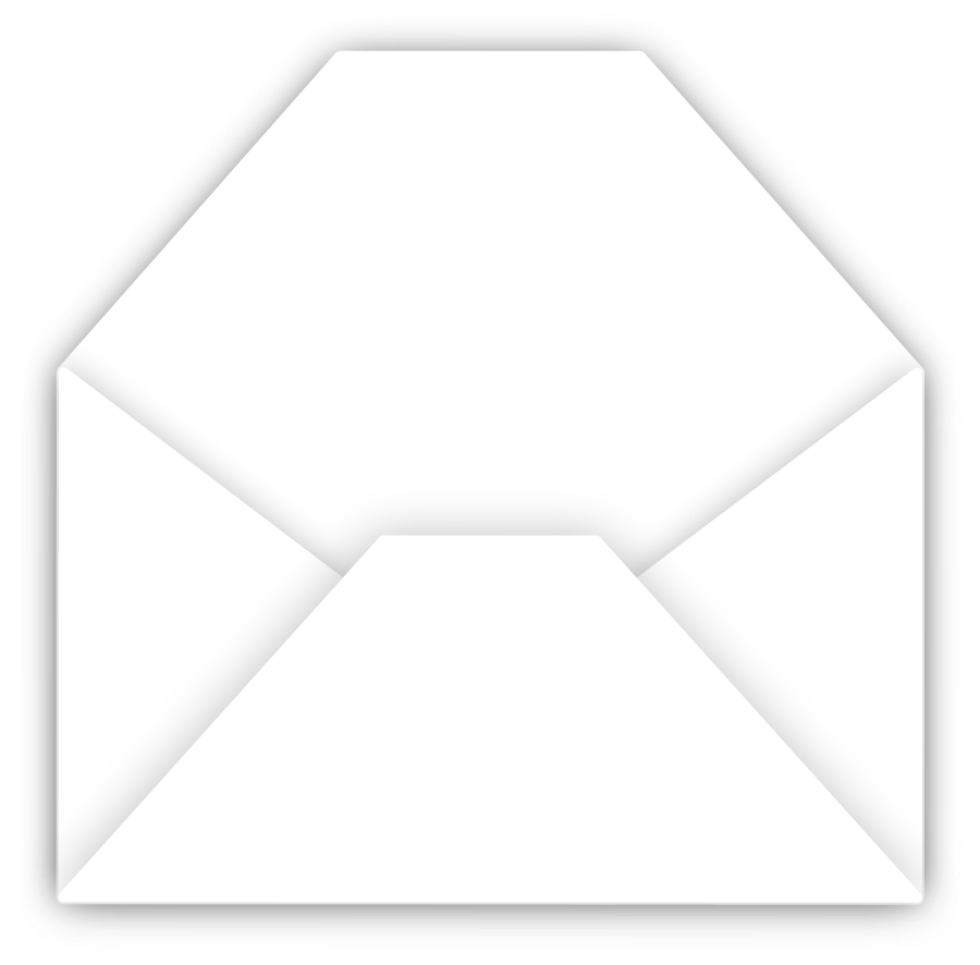Envelope Black And White Clipart - Clipart Suggest