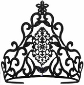 Every Possible Permutation Of Goth Tiara Gothic Tiara Rockabilly