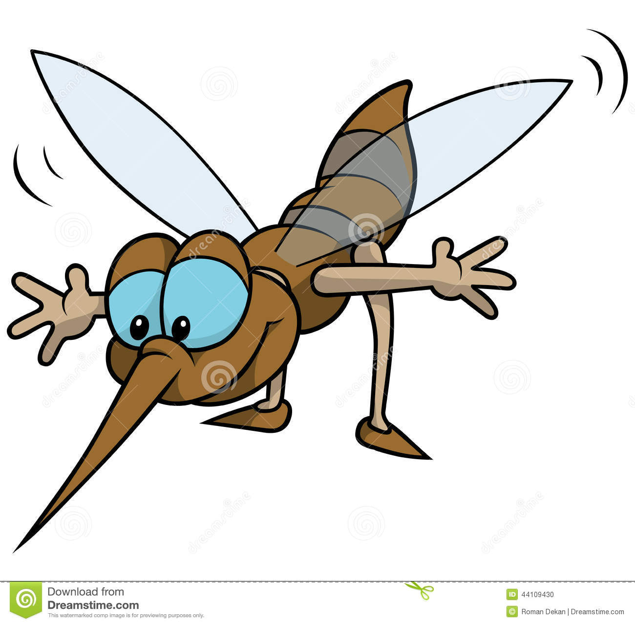 Mosquito Animation Clipart - Clipart Kid