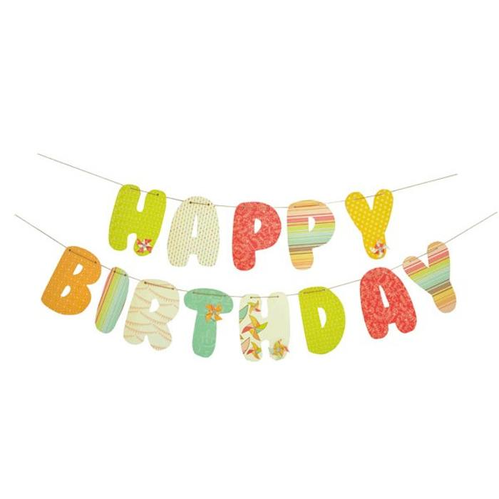Happy Birthday Banner Clip Art Clipart Panda Free Clipart Images