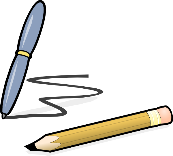 Horizontal Pencil Clipart   Clipart Panda   Free Clipart Images