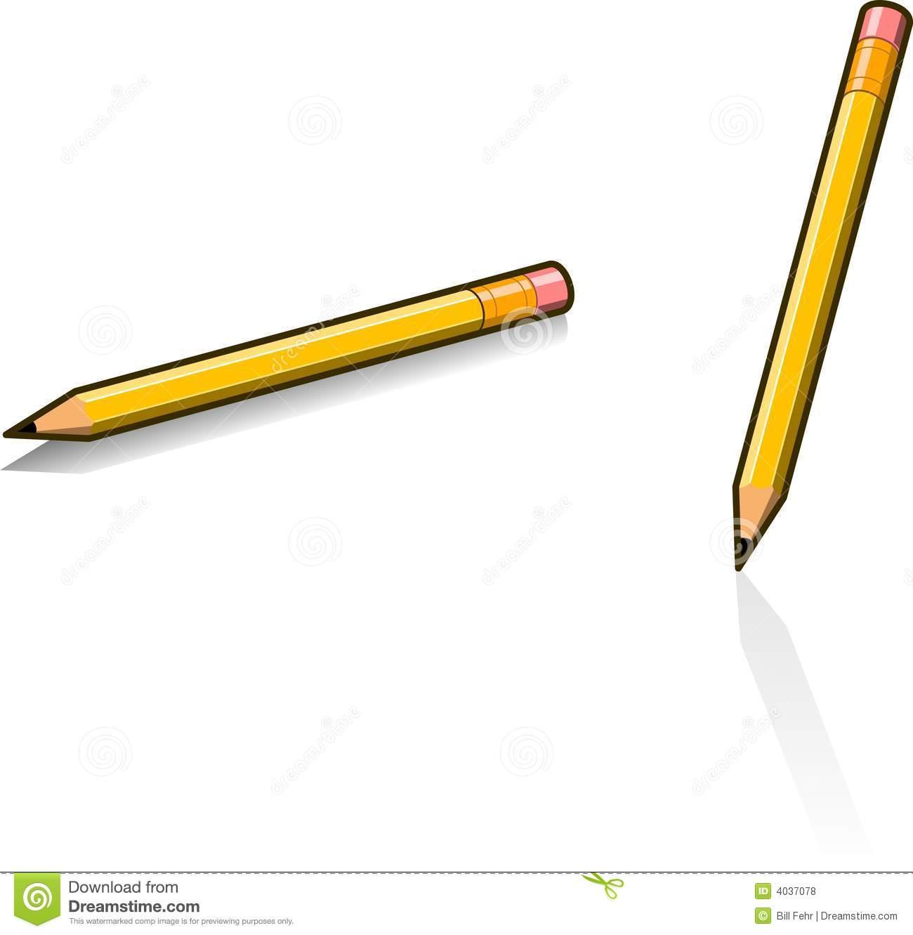 Horizontal Pencil Clipart #d4cmSK - Clipart Kid