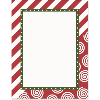 Christma Border For Microsoft Word Clipart - Clipart Kid