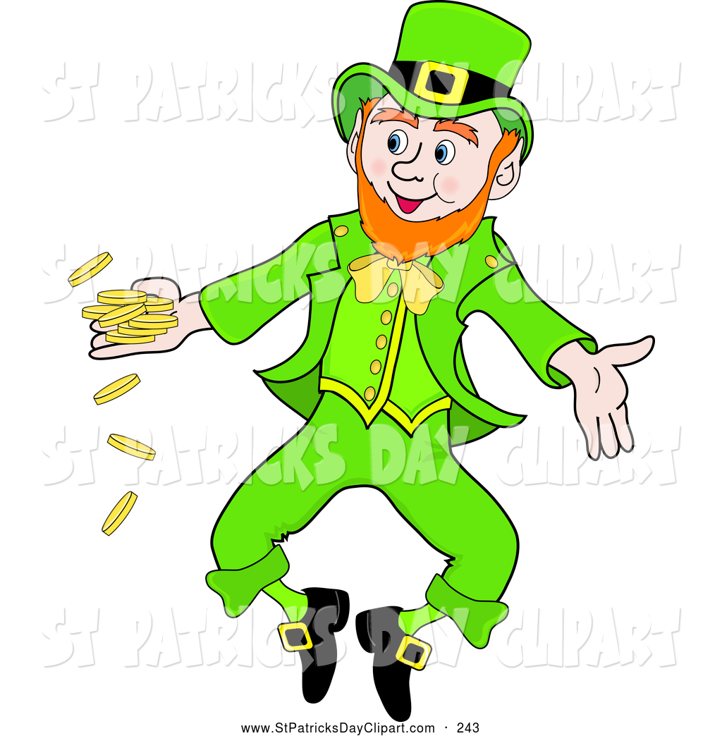 Pin Jumping Leprechaun On Pinterest