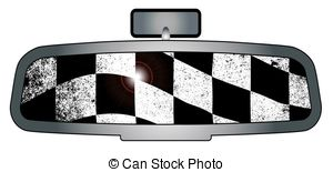 Winners Rear View Mirror   A Vehicle Rear View Mirror With