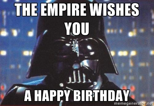 Star Wars Birthday Clipart - Clipart Kid