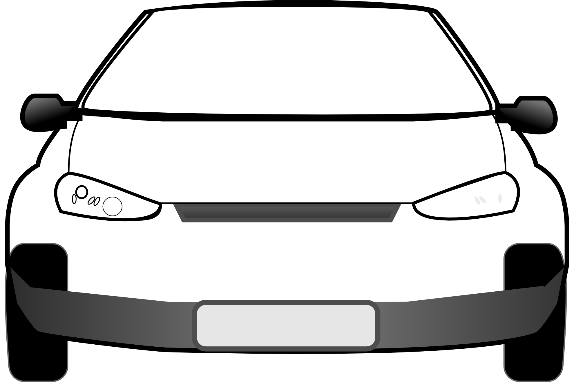 Car Front Free Cliparts That You Can Download To You Computer And