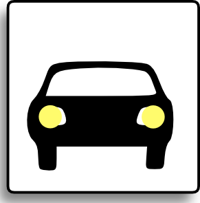 Car Front Vector Png