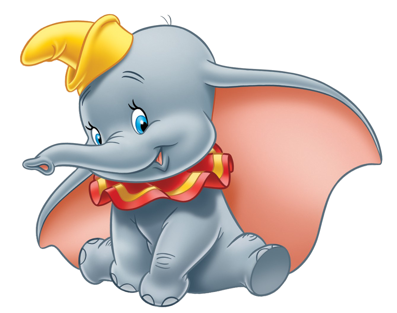Disney Characters Clipart - Clipart Kid