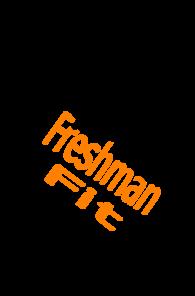 Freshman Fit Clip Art At Clker Com   Vector Clip Art Online Royalty