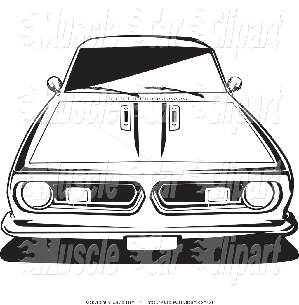 Front Of Car Clipart Automotive Clipart Of A The