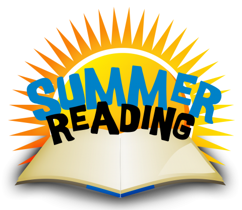 Image result for free clipart summer reading