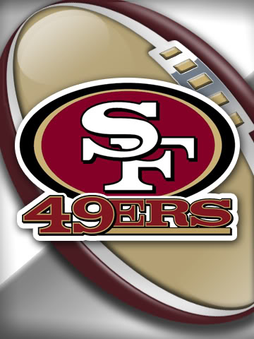 This San Francisco 49ers Football Team Logo Not Public Domain Clipart