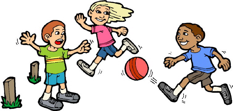 All Cliparts  Playing Children Clipart Gallery1