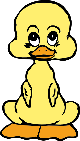 Animated Rain Duck Clipart - Clipart Kid