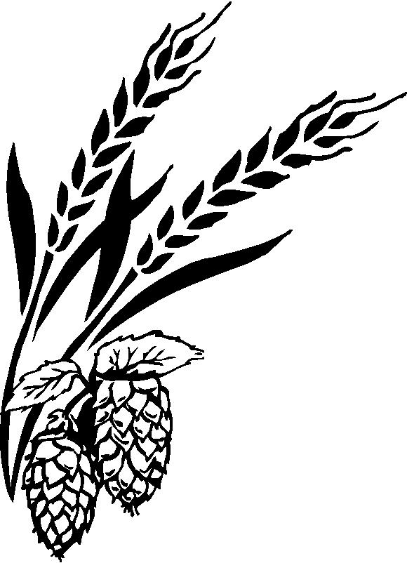 Barley And Hops Clip Art