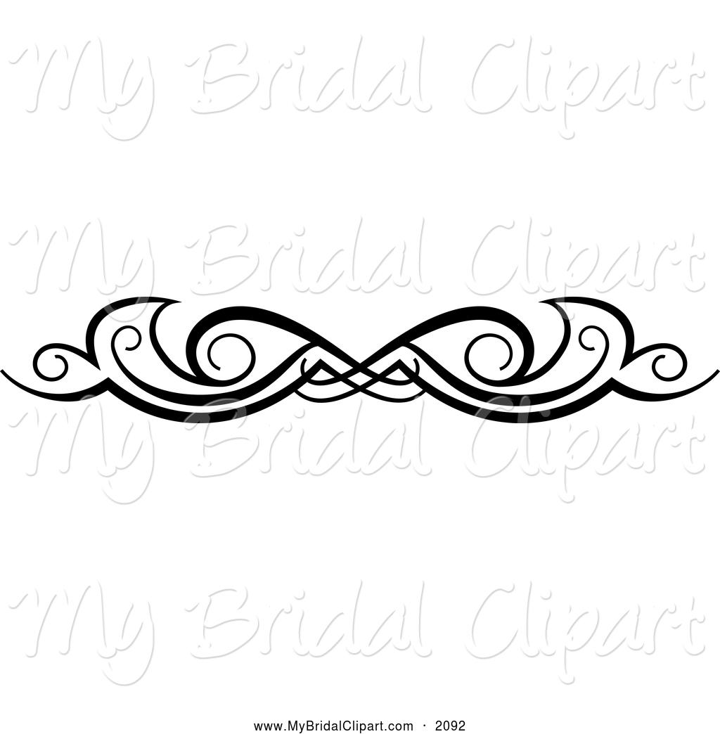 Swirl Design Clipart - Clipart Kid