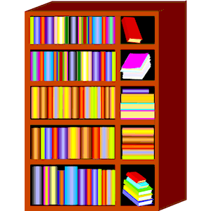 Clip art book shelf clipart clipart kid