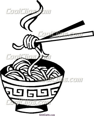 Chinese Noodles   Clipart Panda   Free Clipart Images