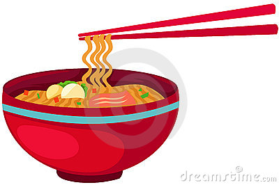 Clip Art Noodles Noodles Food With Chopsticks