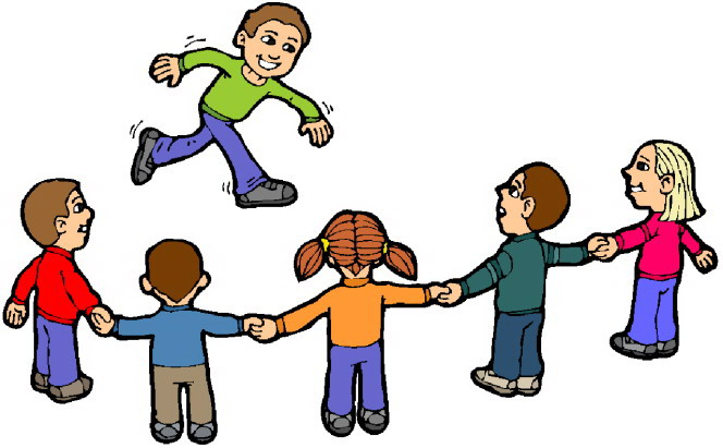 Clip Art   Playing Children Clip Art