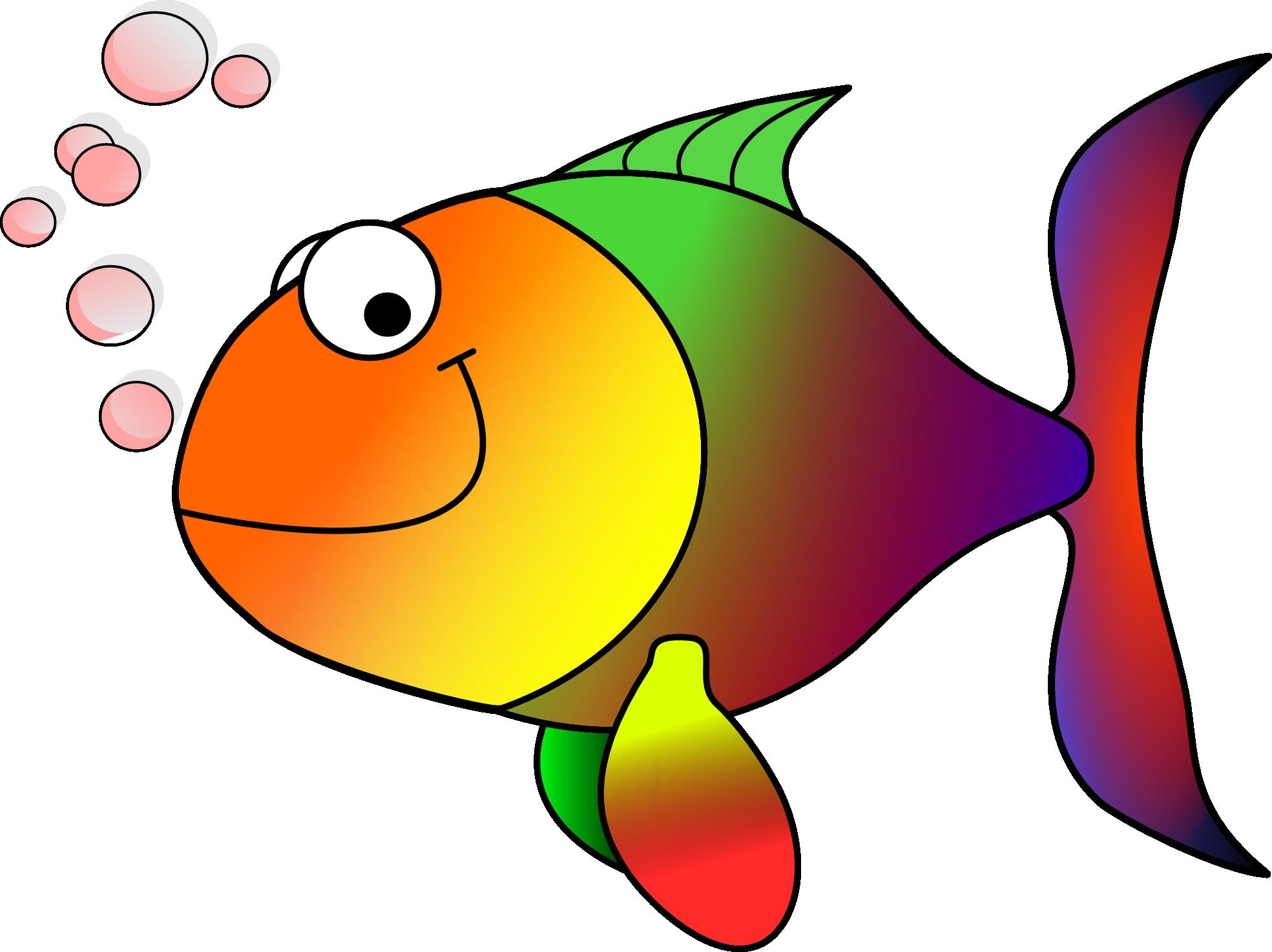 Tropical Fish Clipart - Clipart Kid